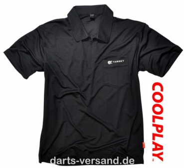 Target COOLPLAY Shirt 'black'   -   Größe 'XL'
