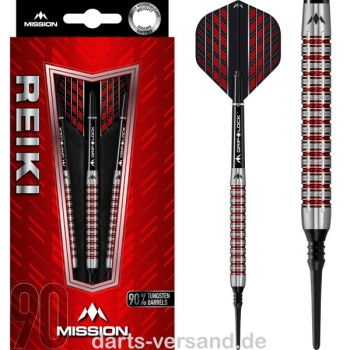 Mission REIKI M 3 Elektro Red   -   19 Gramm