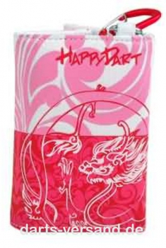 One80 HAPPY DART WALLET   -  Red Dragon