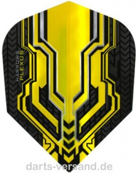 Harrows PLEXUS Flights   -   Yellow