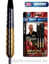 Winmau 'SIMON WHITLOCK' 24 Carat Gold Plated - 22 Gramm