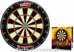 One80 'Gladiator II' Bristle-Dart Board