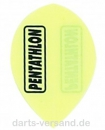 PENTATHLON Flights neon-gelb 'Pear' 83