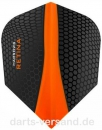 Harrows RETINA Flights - orange