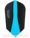 Harrows RETINA Flights - blau - Slim