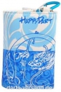 One80 HAPPY DART WALLET   -  Blue Dragon