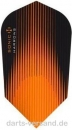 Harrows SONIC Flights - orange - Slim