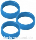 Slot-Lock Alloy Rings   -   blau
