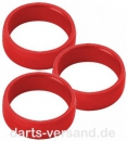 Slot-Lock Alloy Rings   -   rot